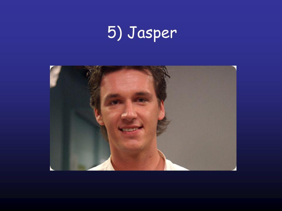 5) Jasper
