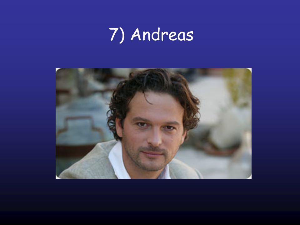 7) Andreas