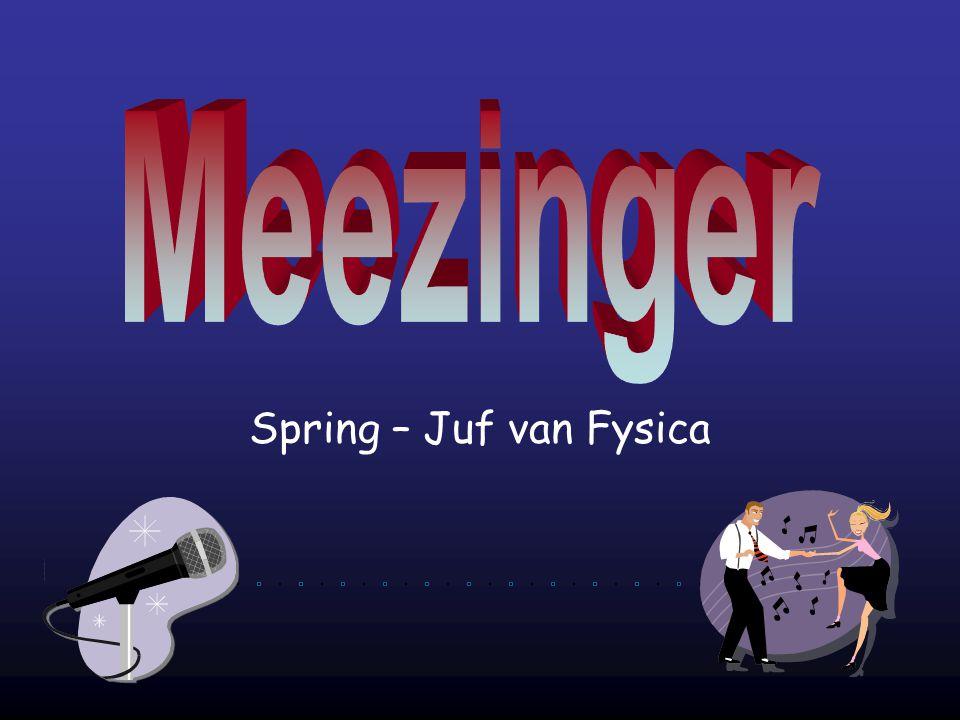 Spring – Juf van Fysica