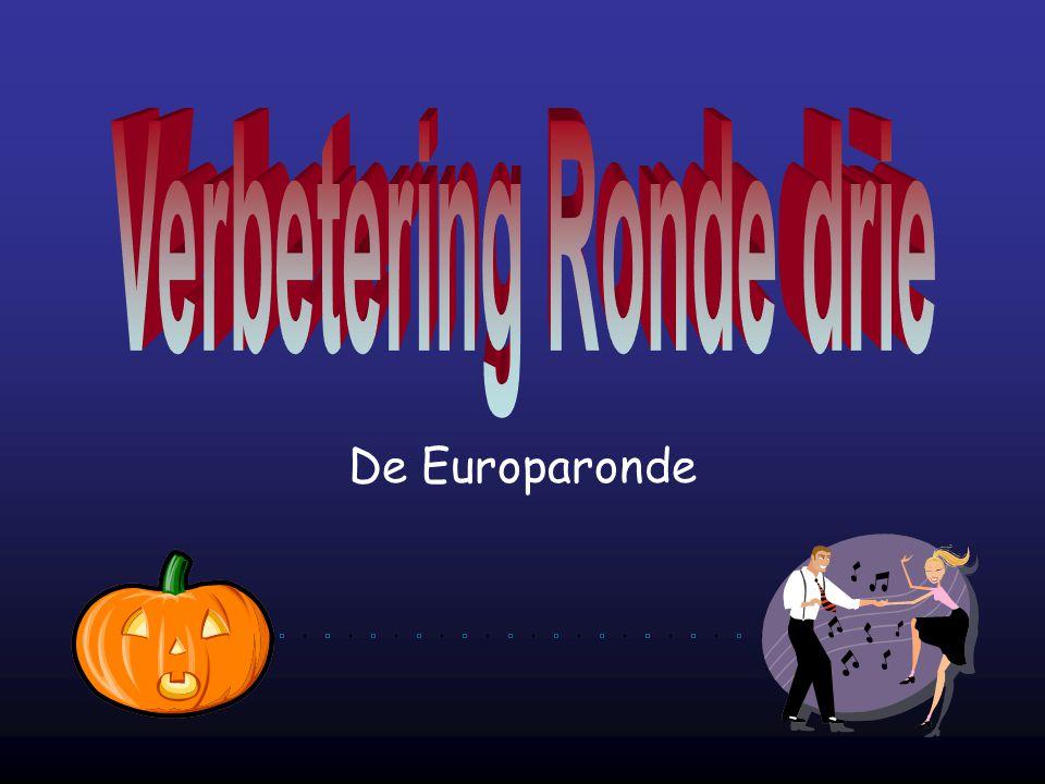 De Europaronde
