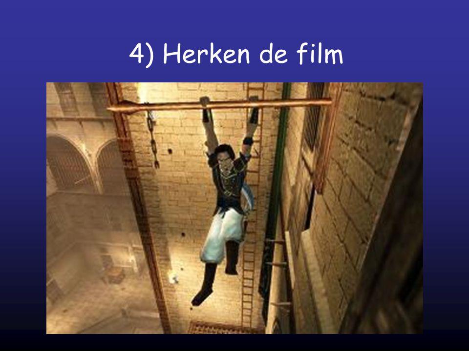 4) Herken de film