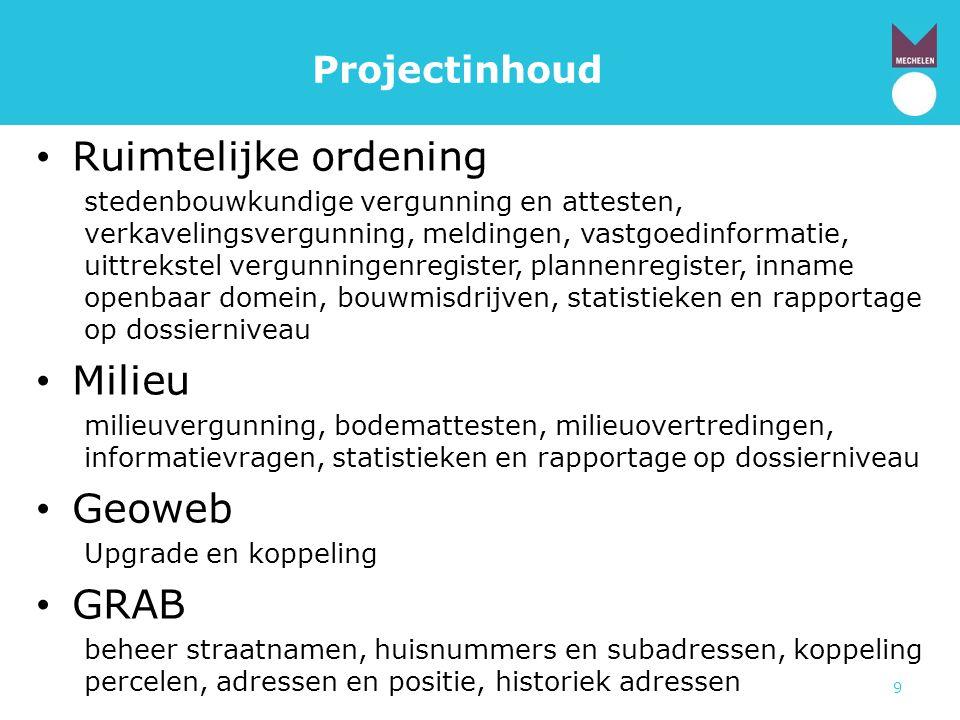 30 Vragen • Ranja Van Asbroeck Strategie en ontwikkeling - Stad Mechelen ranja.vanasbroeck@mechelen.be • Projectcoördinator Nestor: Cipal – Koen Cleynhens KCL@cipal.be