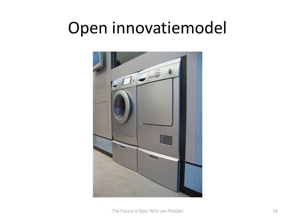 Open innovatiemodel 16The Future is Now Wim van Rooijen