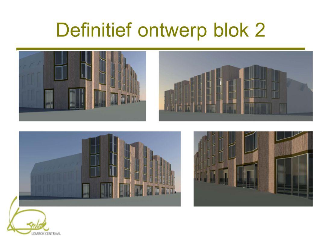 Definitief ontwerp blok 2