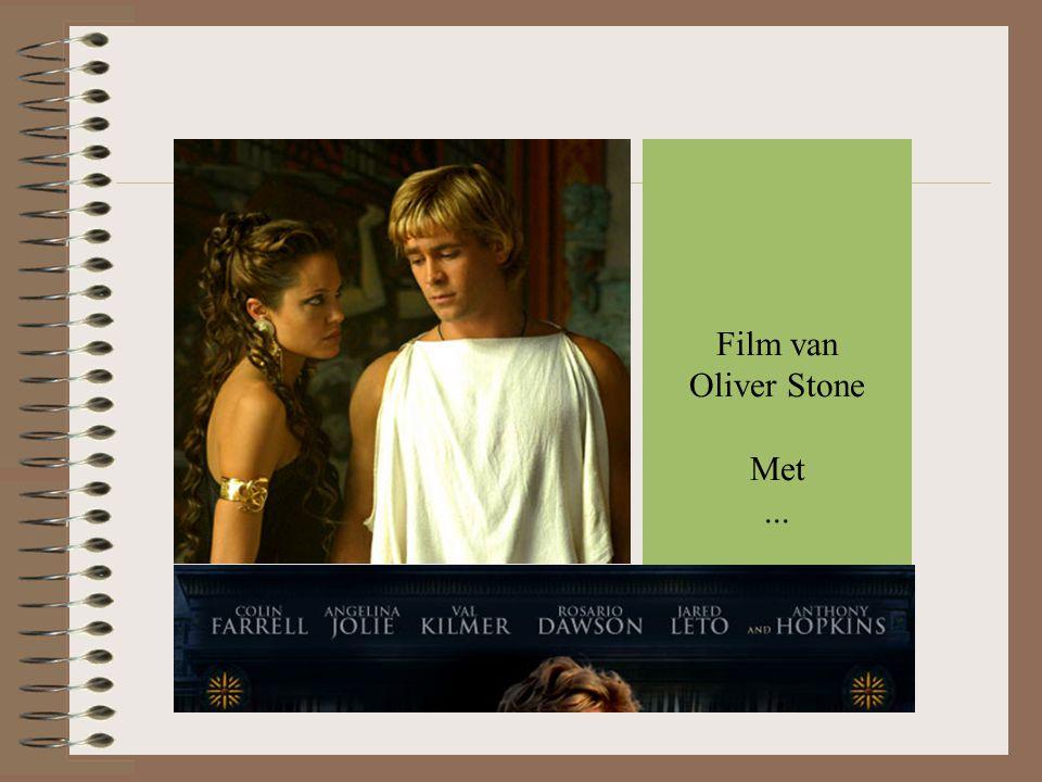 Film van Oliver Stone Met...