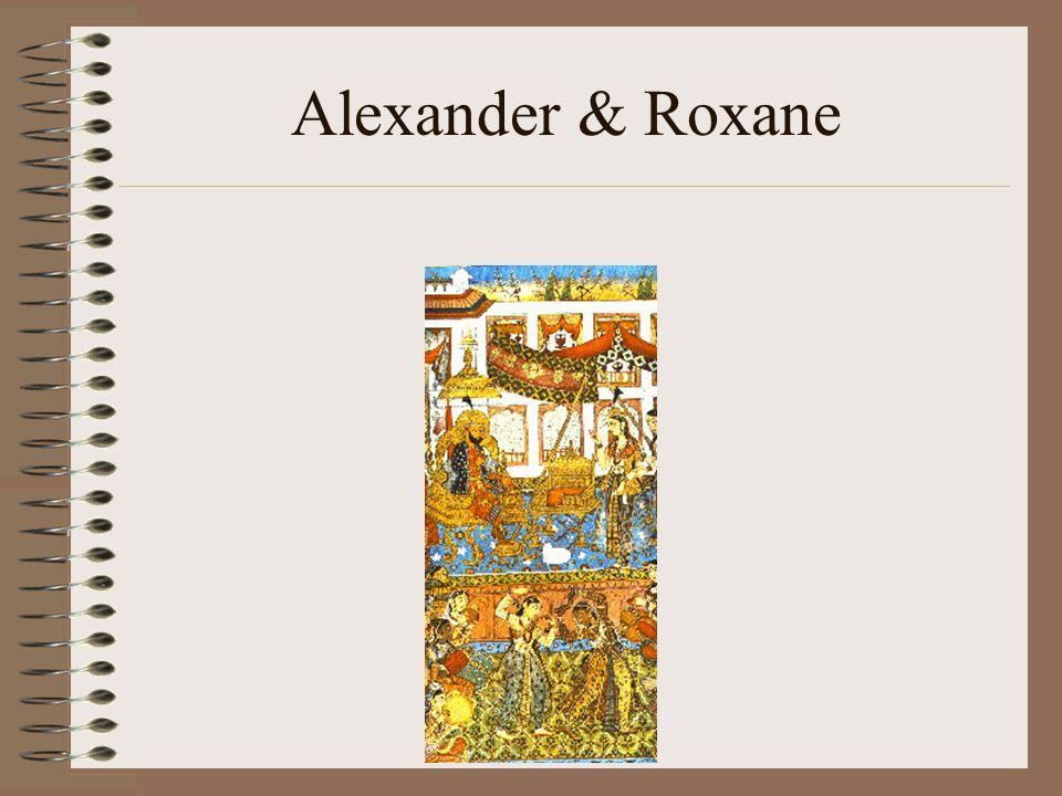 Alexander & Roxane