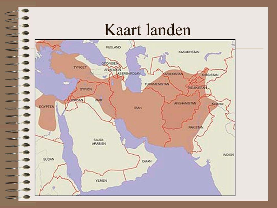 Kaart landen
