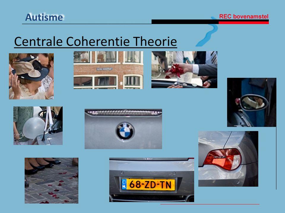 Autisme Centrale Coherentie Theorie