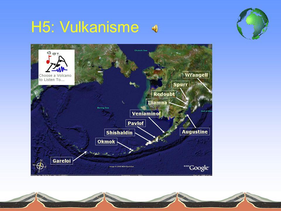 H5: Vulkanisme