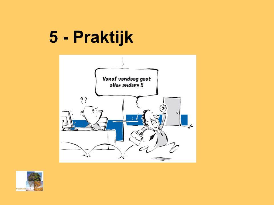 5 - Praktijk