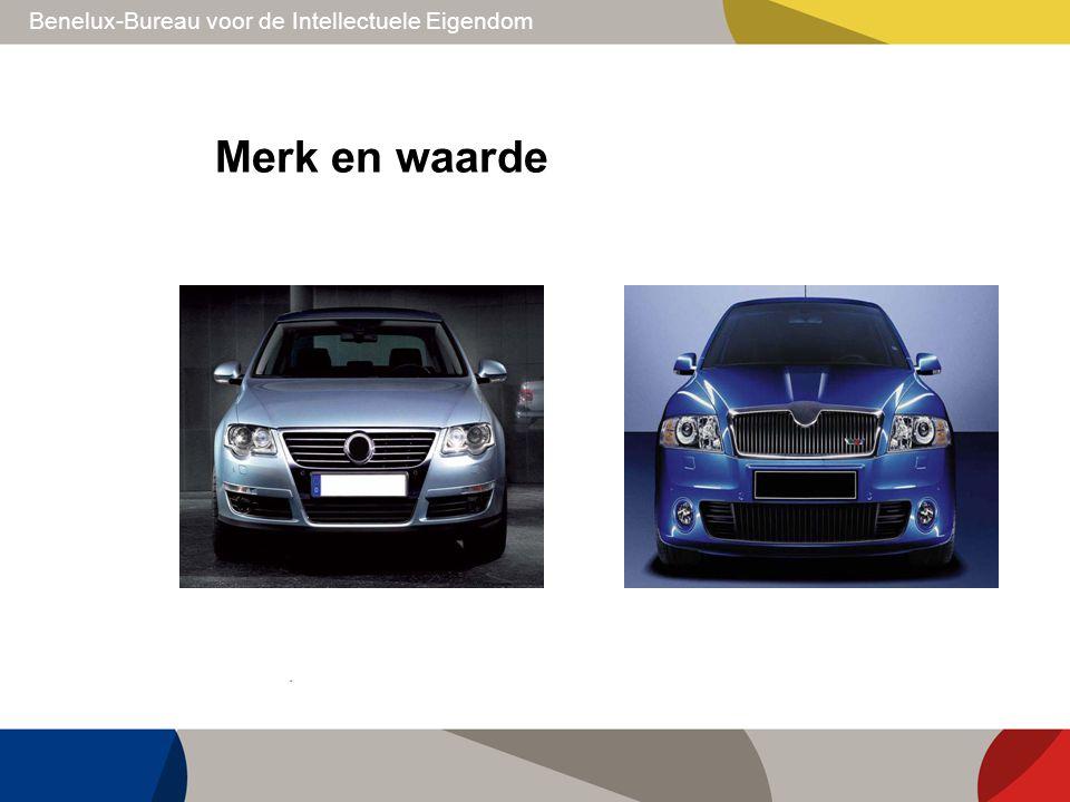 Benelux-Bureau voor de Intellectuele Eigendom Merk en waarde