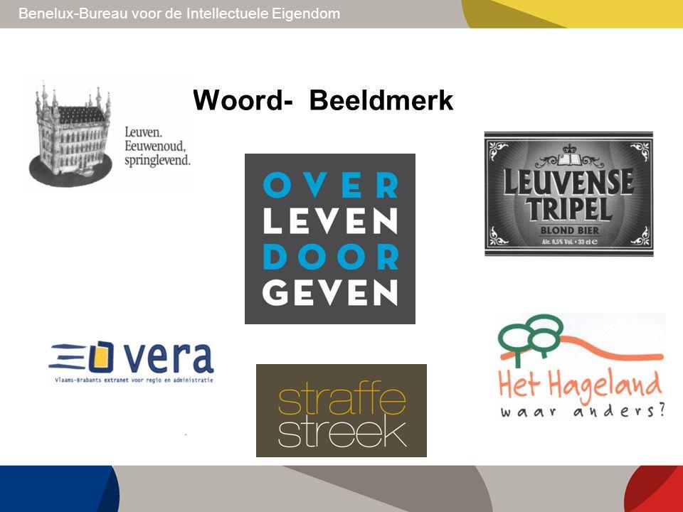 Benelux-Bureau voor de Intellectuele Eigendom Woord- Beeldmerk >