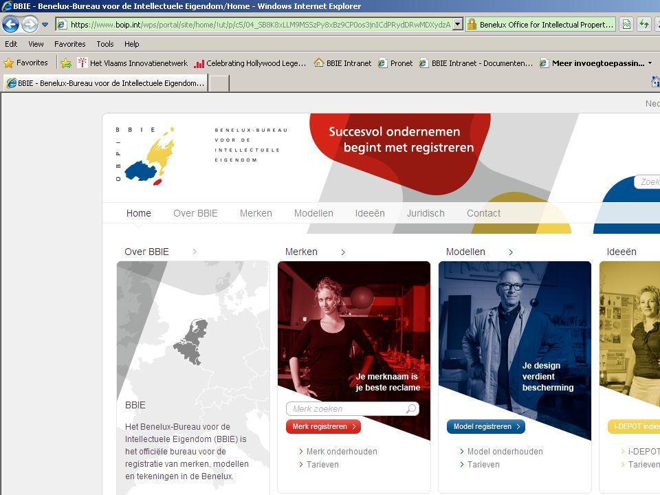Benelux-Bureau voor de Intellectuele Eigendom