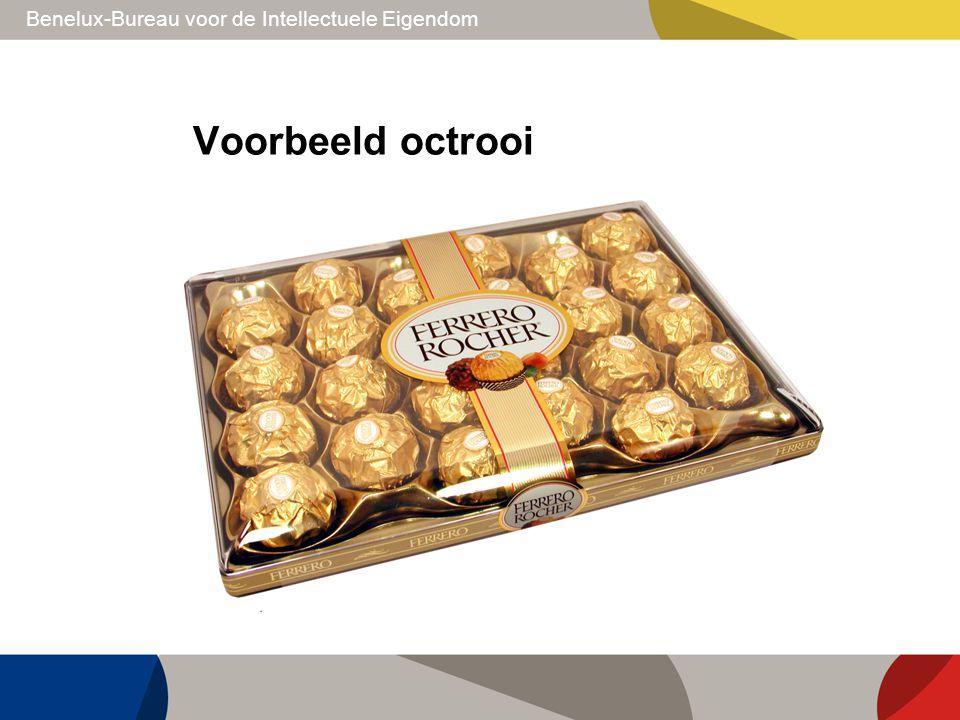 Benelux-Bureau voor de Intellectuele Eigendom Voorbeeld octrooi