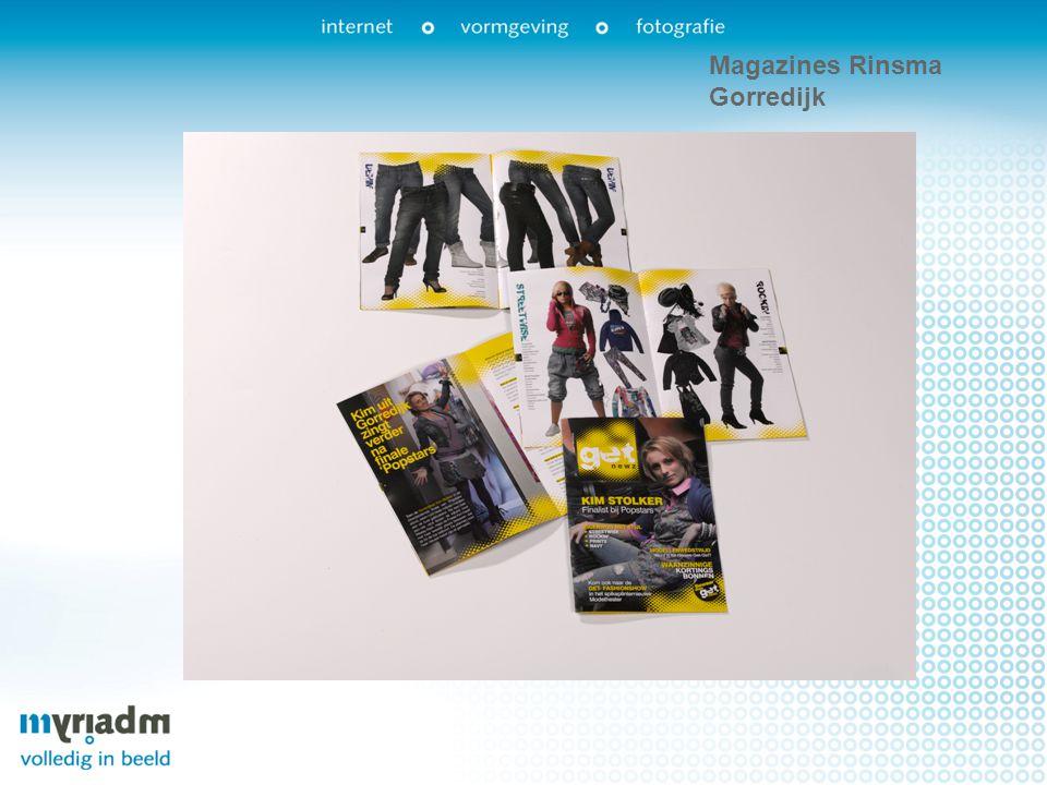 Magazines Rinsma Gorredijk