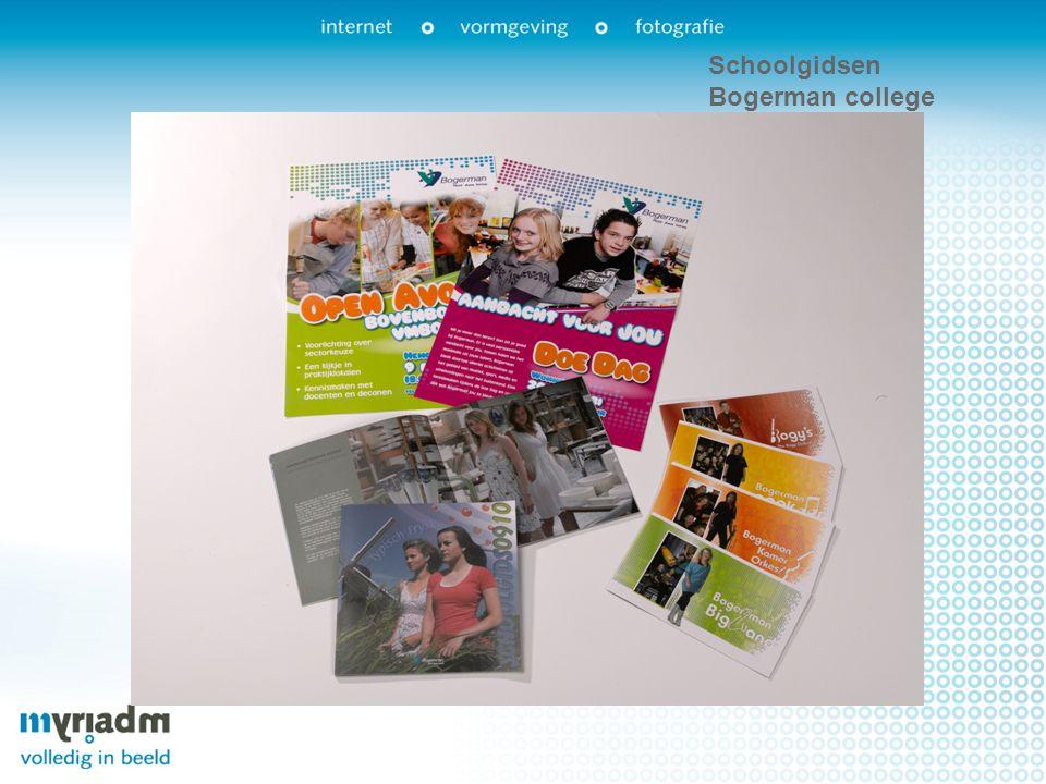 Schoolgidsen Bogerman college