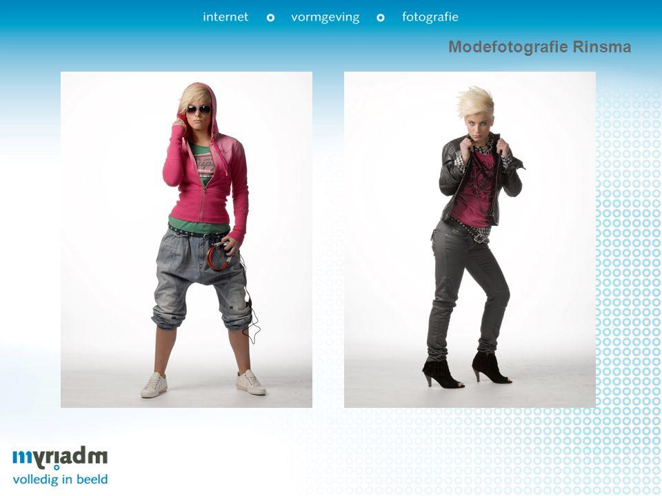 Modefotografie Rinsma