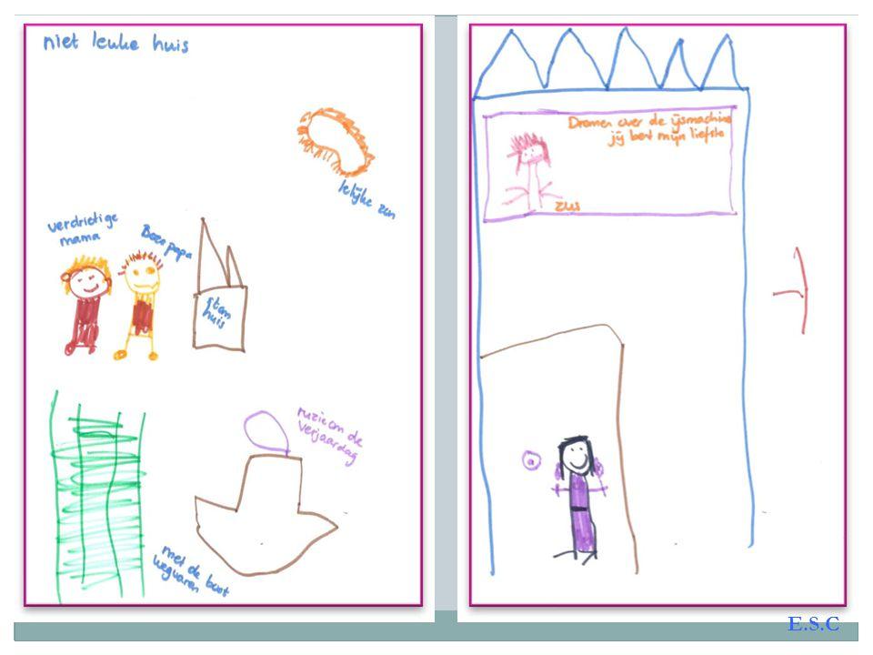 Tips praten met kinderen 1  Zorg ervoor dat er gesproken wordt over wat er goed gaat of niet leuk is met Papa, met Mama en met Papa en Mama bij elkaar.