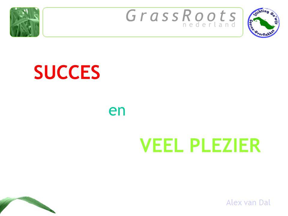 Surf naar: Ideeën nodig . www.grassroots.nl Project aanmelden .