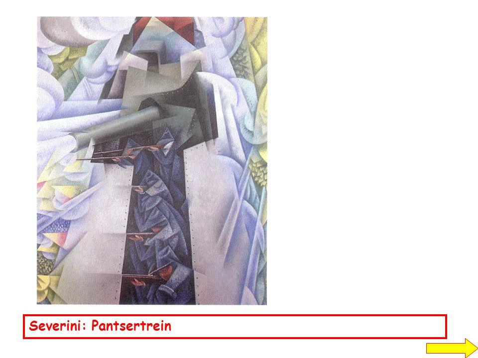Severini: Pantsertrein