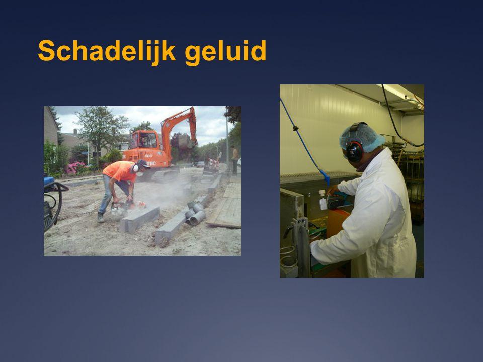 Waar hebben we het over. 25% van de Nederlandse werknemers heeft te maken met schadelijk geluid.