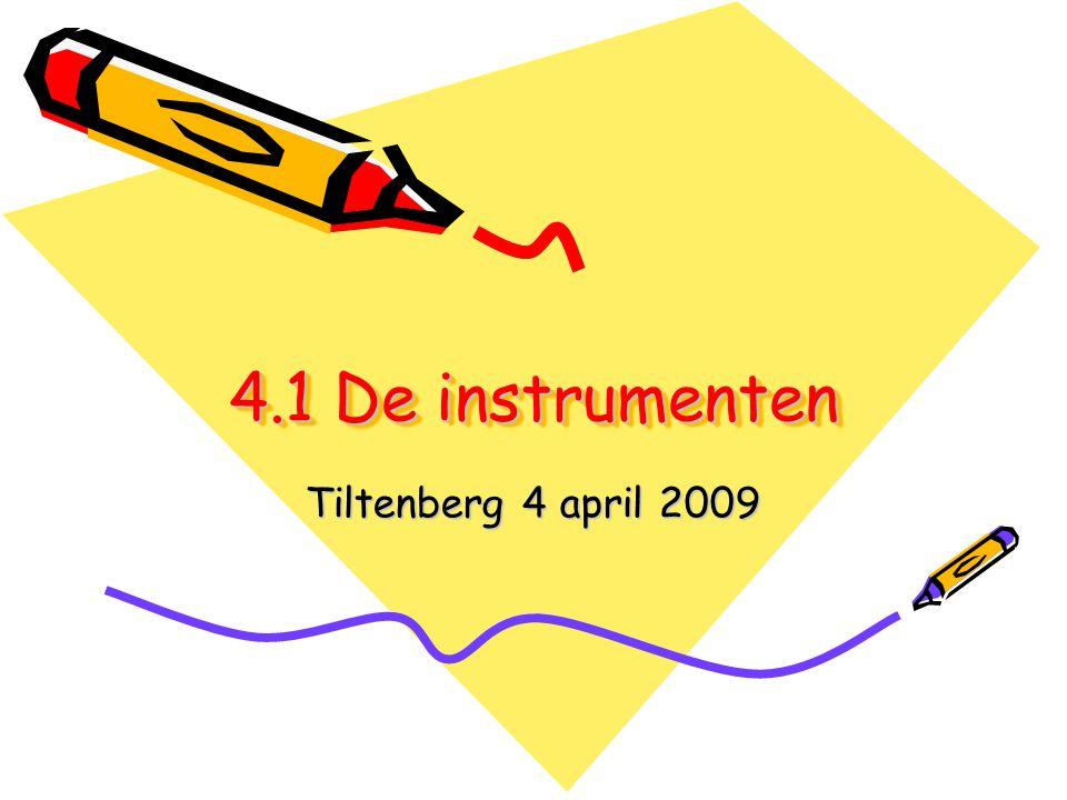 Opbouw van de middag 1.Instrumenten Vespers 2.Pedagogiek van God 3.Doelgroepen