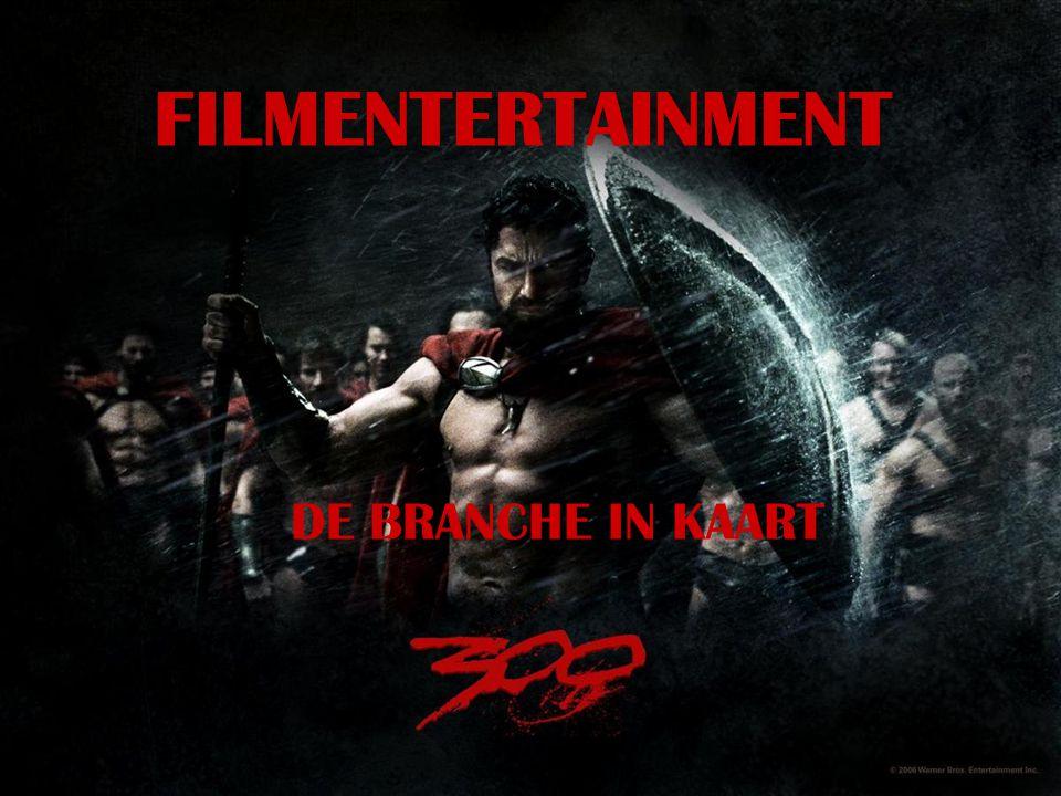 De branche in kaart gebracht. FILMENTERTAINMENT DE BRANCHE IN KAART