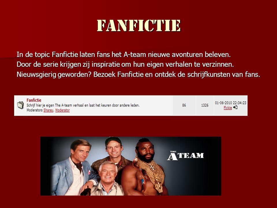 De A-Team film Vanaf het jaar 2004 zijn er al geruchten over een film, maar nu is het eindelijk zover: The A-Team is back .
