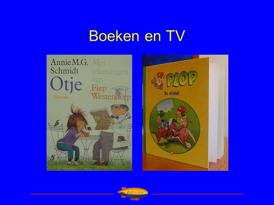 ____________________________ _______________________________ Boeken en TV