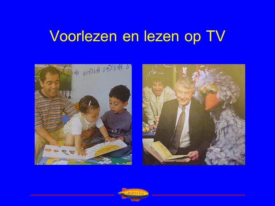 ____________________________ _______________________________ Voorlezen en lezen op TV