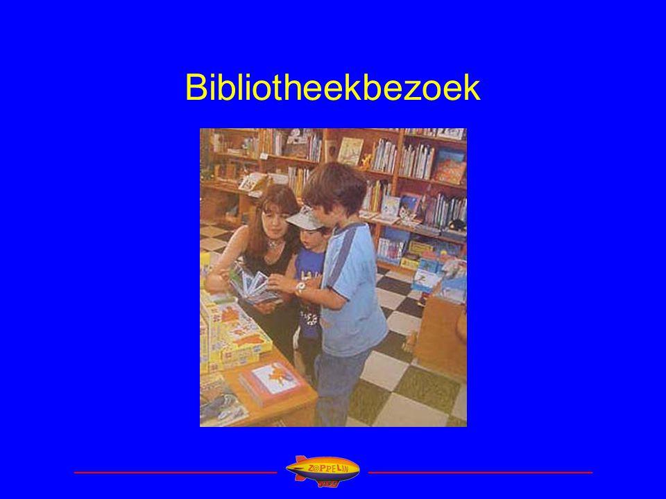 ____________________________ _______________________________ Bibliotheekbezoek