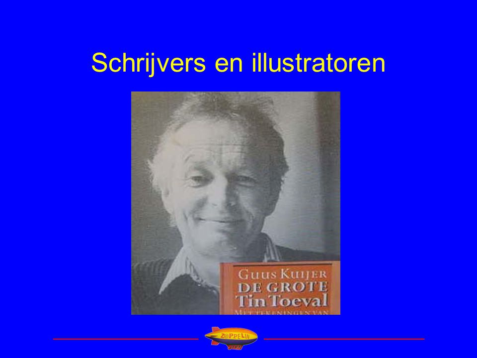 ____________________________ _______________________________ Schrijvers en illustratoren