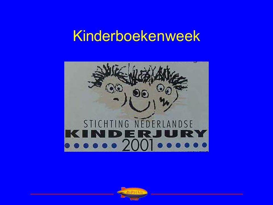 ____________________________ _______________________________ Kinderboekenweek