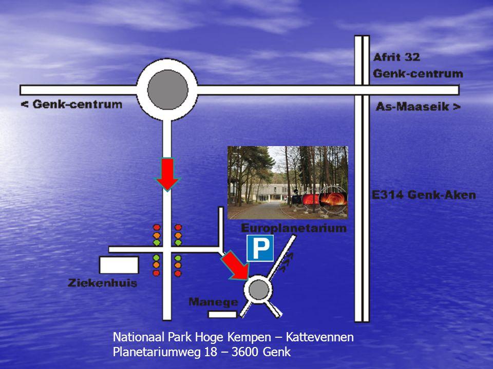 Nationaal Park Hoge Kempen – Kattevennen Planetariumweg 18 – 3600 Genk