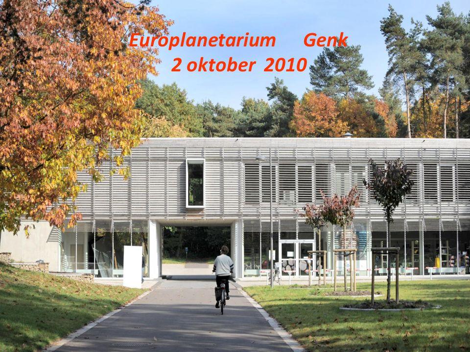 Europlanetarium Genk 2 oktober 2010