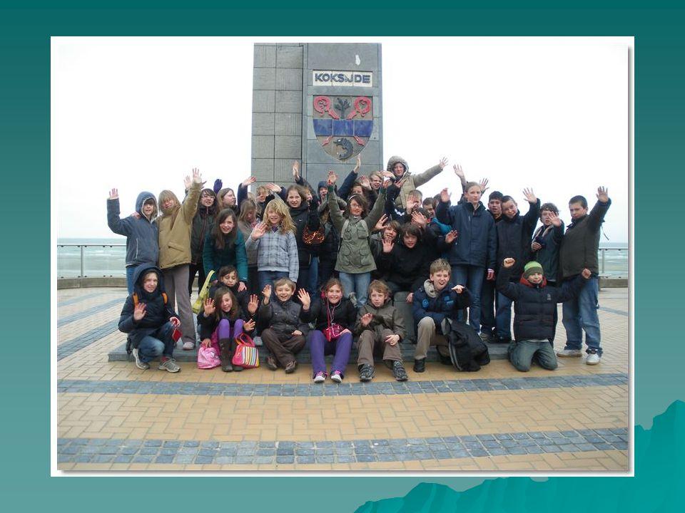  Hartelijk dank aan alle mensen die voor ons deze fantastische vakantie hebben georganiseerd.