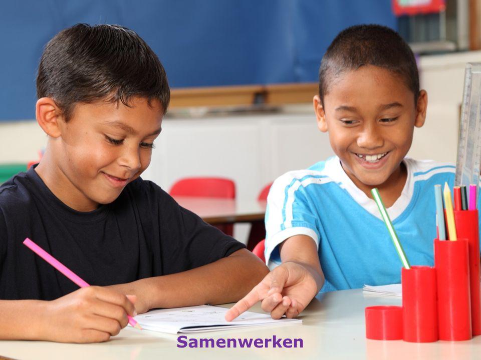 Passend onderwijs Samenwerken