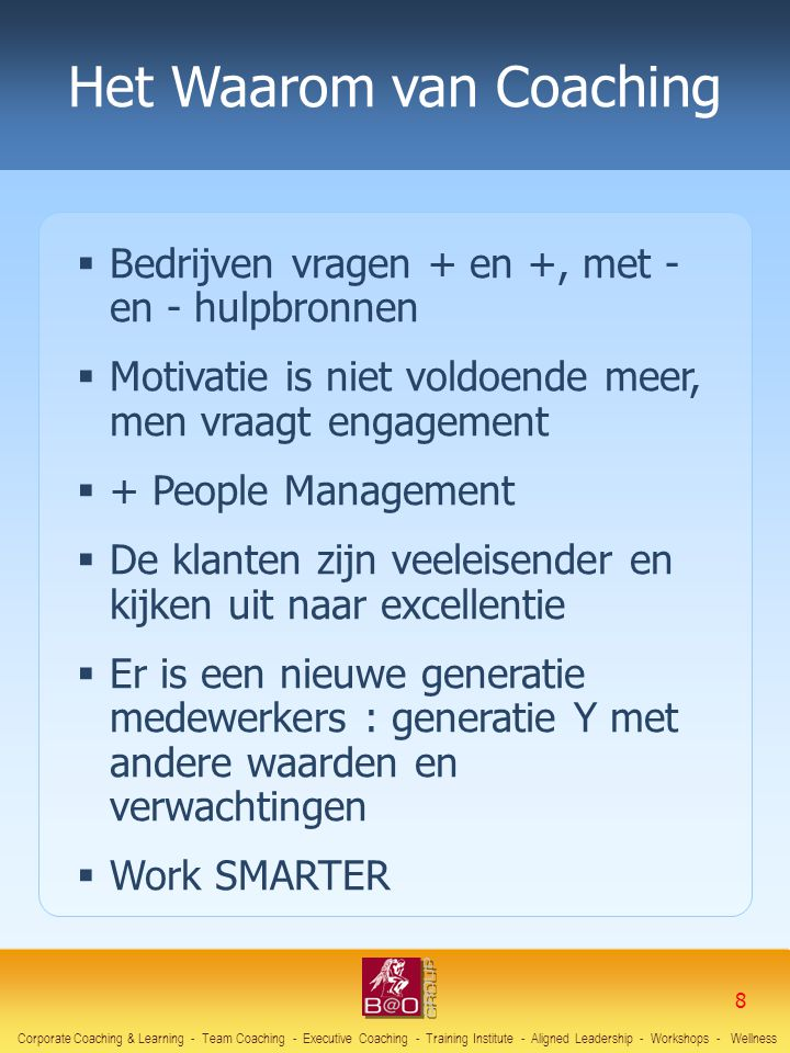 De Subjectieve Kaart Corporate Coaching & Learning - Team Coaching - Executive Coaching - Training Institute - Aligned Leadership - Workshops - Wellness 29