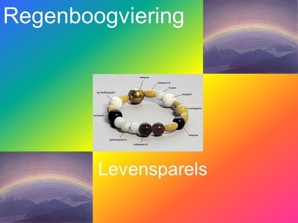 Regenboogviering Levensparels