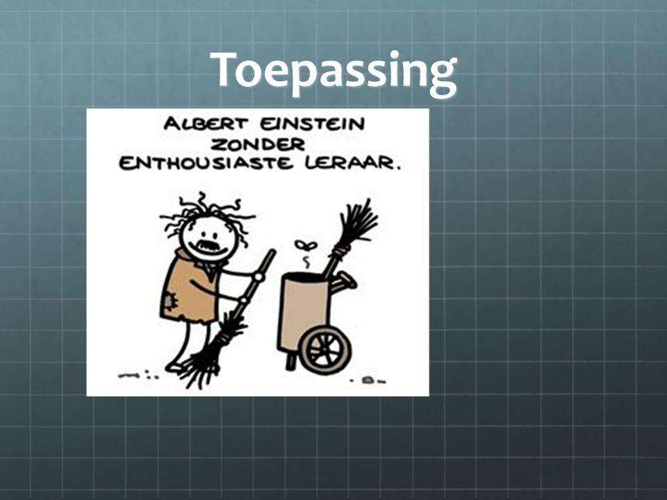 Toepassing