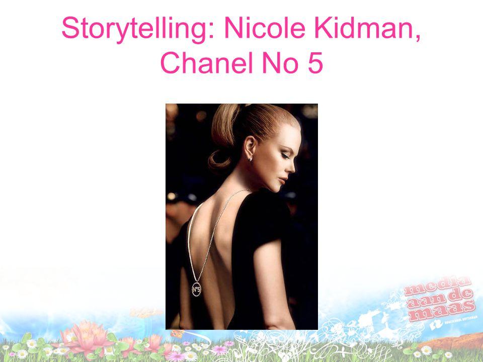 Storytelling: Chanel •Welk verhaal beeldt Chanel met deze commercial uit?