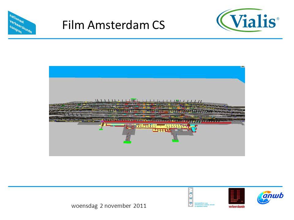 Film Amsterdam CS woensdag 2 november 2011