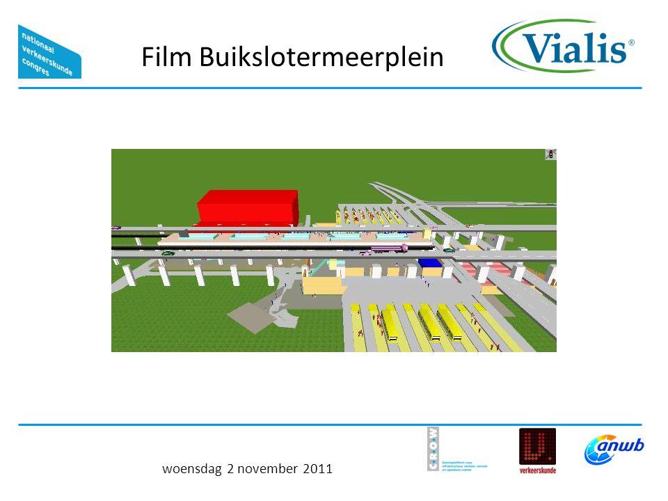 woensdag 2 november 2011 Film Buikslotermeerplein