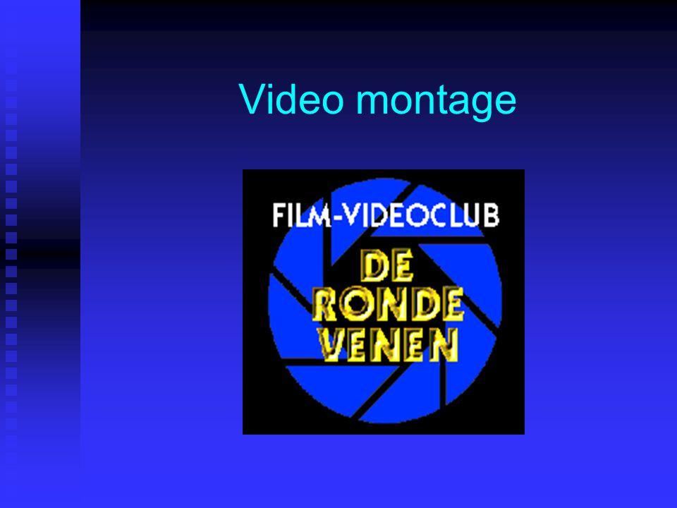 © 2003Film- videoclub De Rondevenen2 Eerst iets over de verhaalopbouw