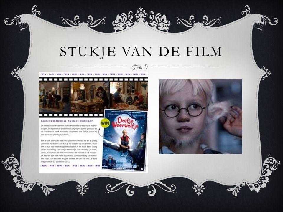 STUKJE VAN DE FILM