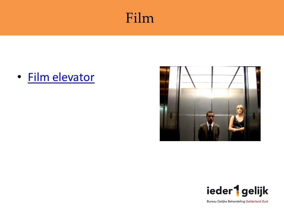 • Film elevator Film elevator Film