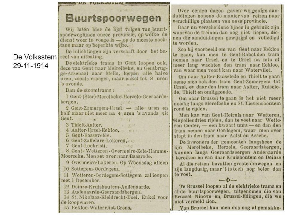 De Volksstem 29-11-1914