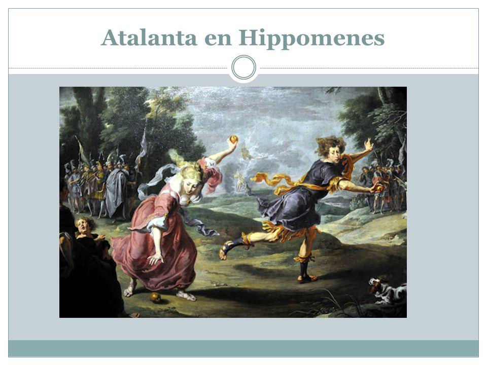 Atalanta en Hippomenes