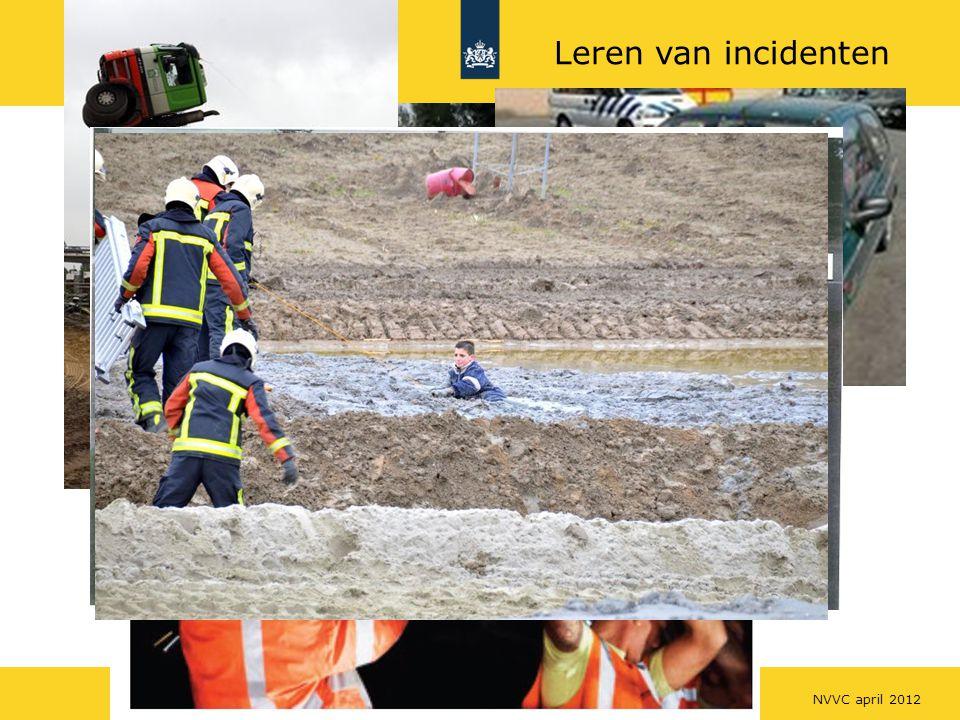 Rijkswaterstaat Leren van incidenten NVVC april 2012
