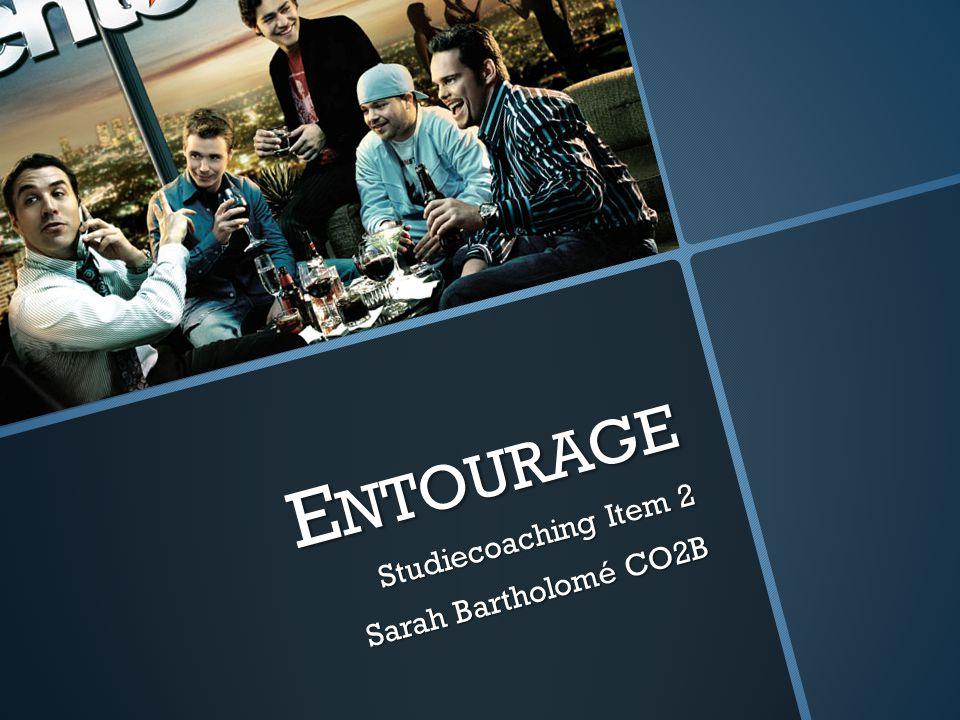 1. What   Branche: Film Entertainment Kijk seizoen 1 van Entourage